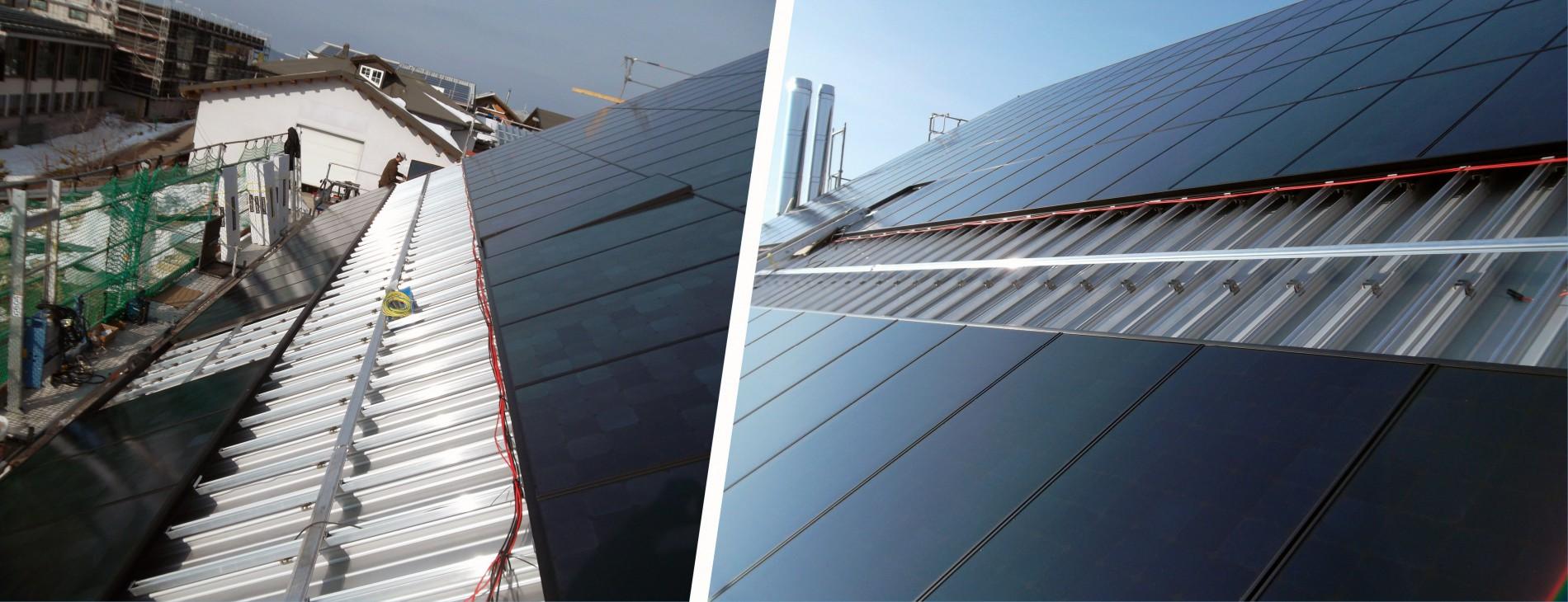 Dach-Energie
